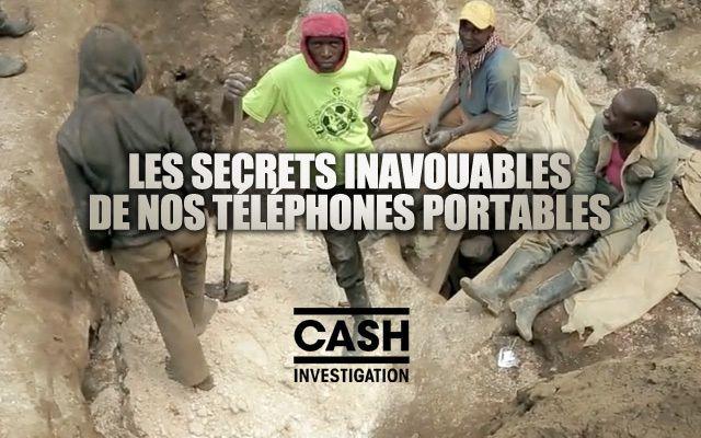 RDC : les secrets inavouables de nos téléphones portables (vidéo)