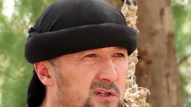 Le nouveau commandant de Daech en Irak, Gulmurod Khalimov, a été formé à l\'école américaine.