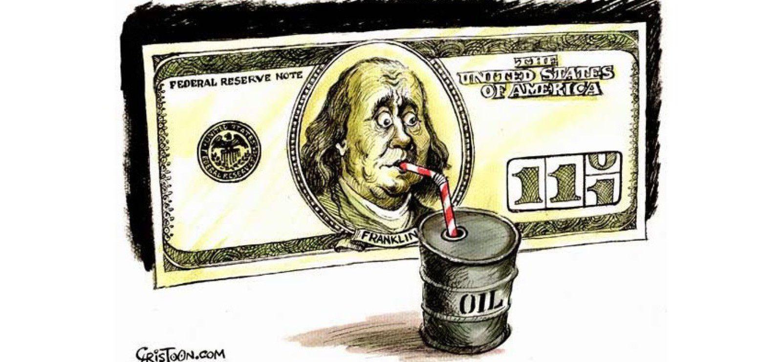 Crise systémique occidentale 2017-2019 – Le Dieu-dollar contre la Grande Tentation du PétroYuan (LEAP)