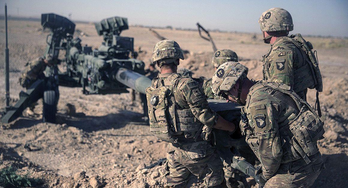 Les États-Unis vont mettre sur pied une «force frontalière» de 30.000 soldats en Syrie (WSWS)