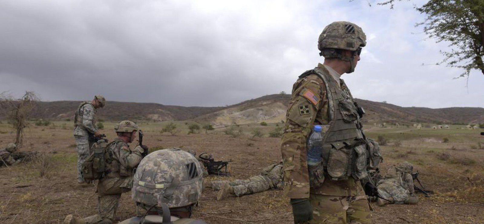 L'Armée des Etats-Unis d'Amérique est partout en Afrique alors qu'elle n'est pas en guerre en Afrique (SCF)
