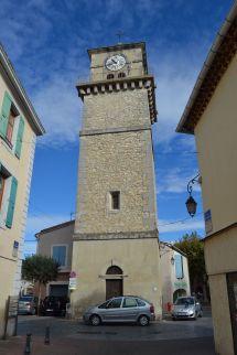 La Tour De L'horloge Pierrelatte Dr 26 - Sud