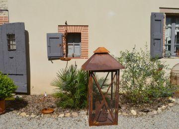 Deco Fer Forgé Jardin   Boule Deco Pour Jardin Boule Jardin Deco ...