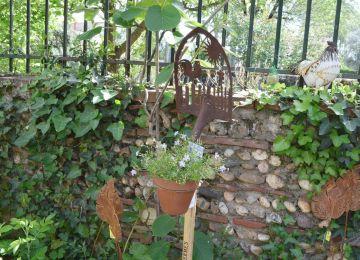 Déco Jardin Fer Forgé   Animaux Fer Forgé Jardin Phil Barbato Jardin