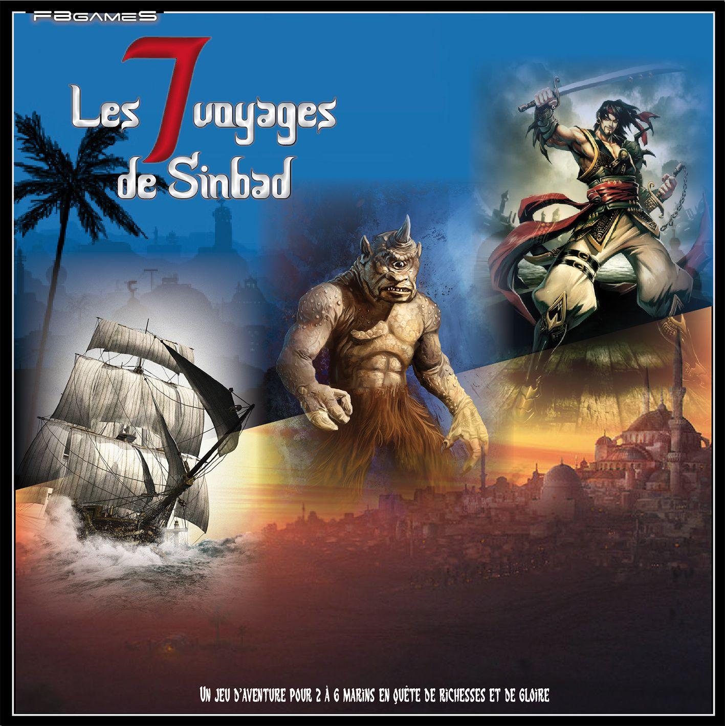 Les 7 Voyages De Sindbad Le Marin Fbgames