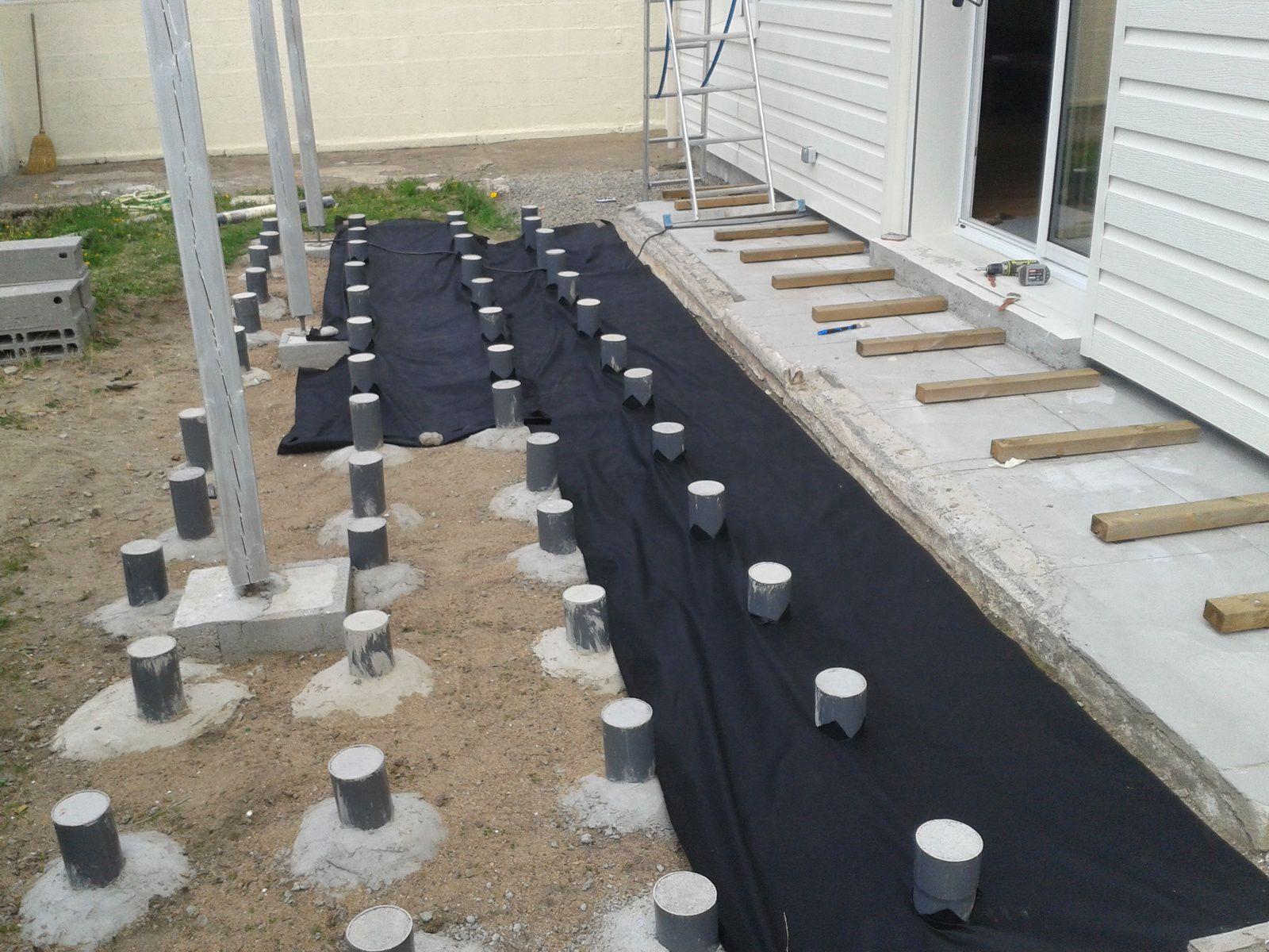 Faire plot beton pour terrasse bois - Faire plot beton pour terrasse bois ...