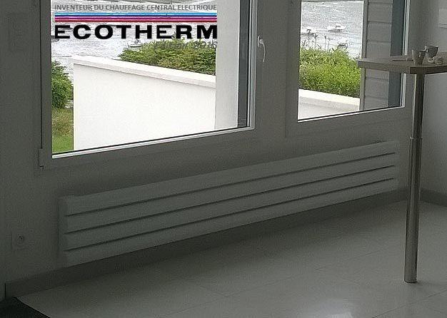 Radiateur Plinthe Electrique A Inertie Radiateur Ecotherm
