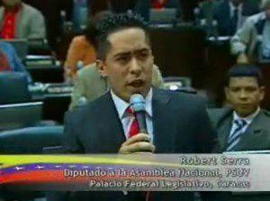 Assassinat du député vénézuélien Robert Serra (PSUV)