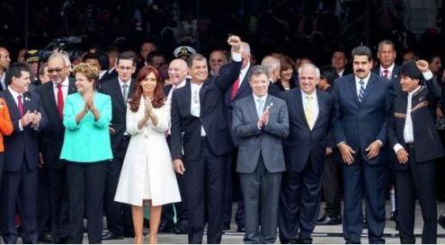 L'unité latinoaméricaine comme projet historique
