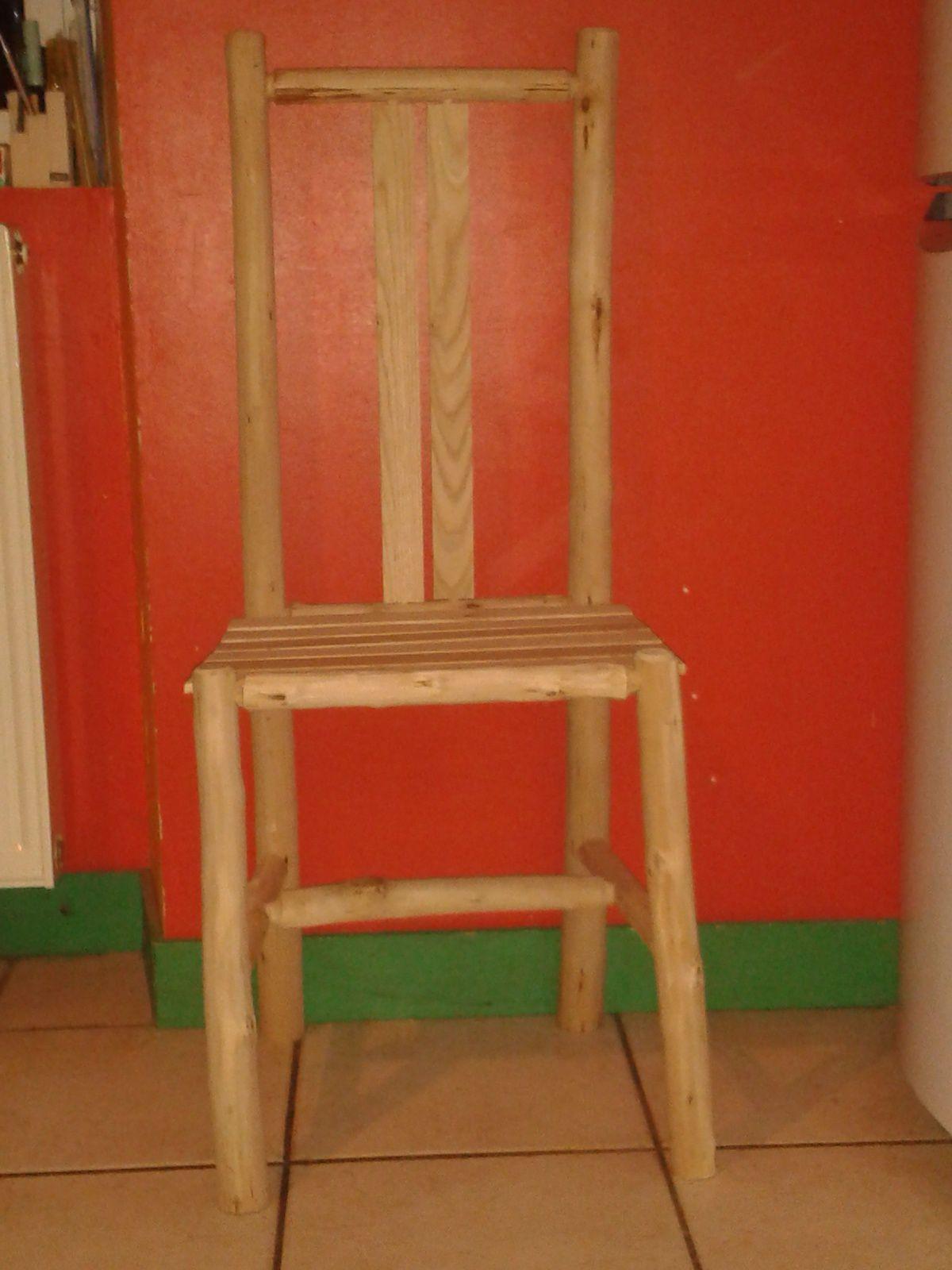 Mobilier En Chataignier Blandin Cration