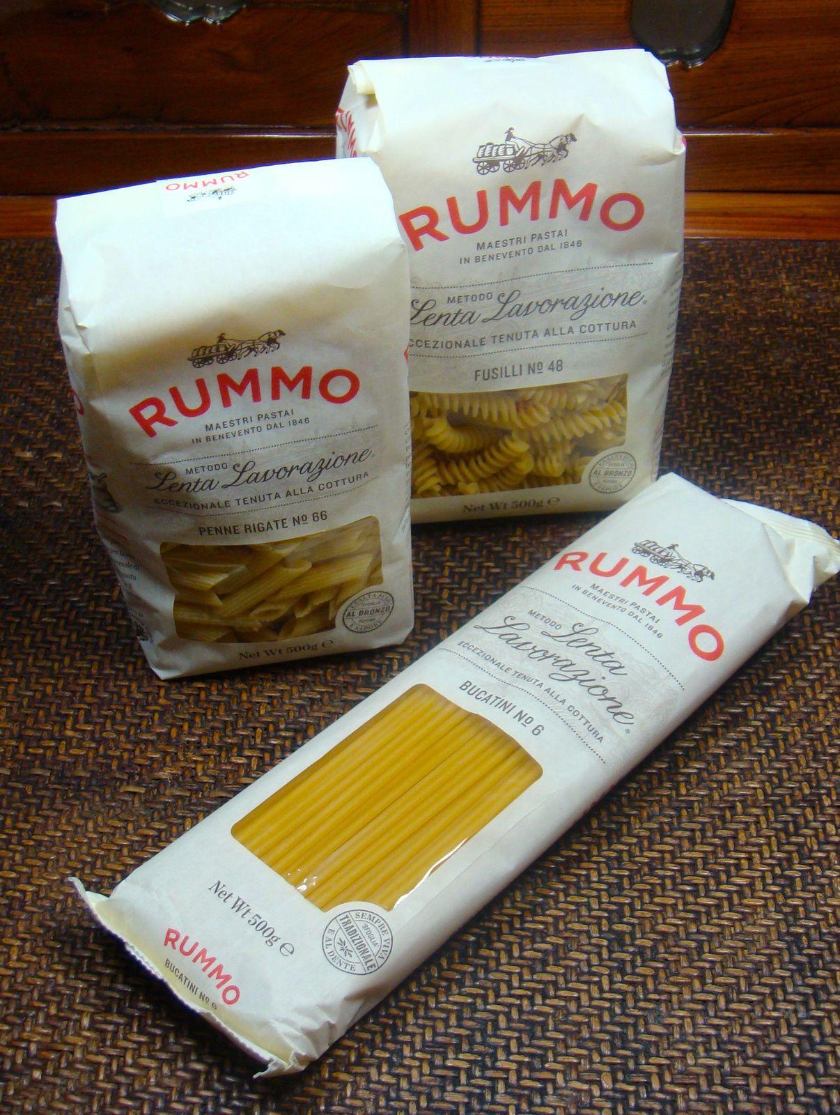 Pâtes Rummo