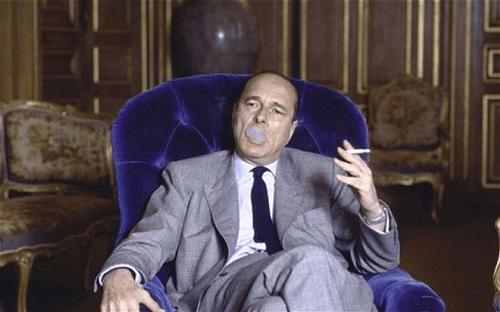 Ces politiques qui fument
