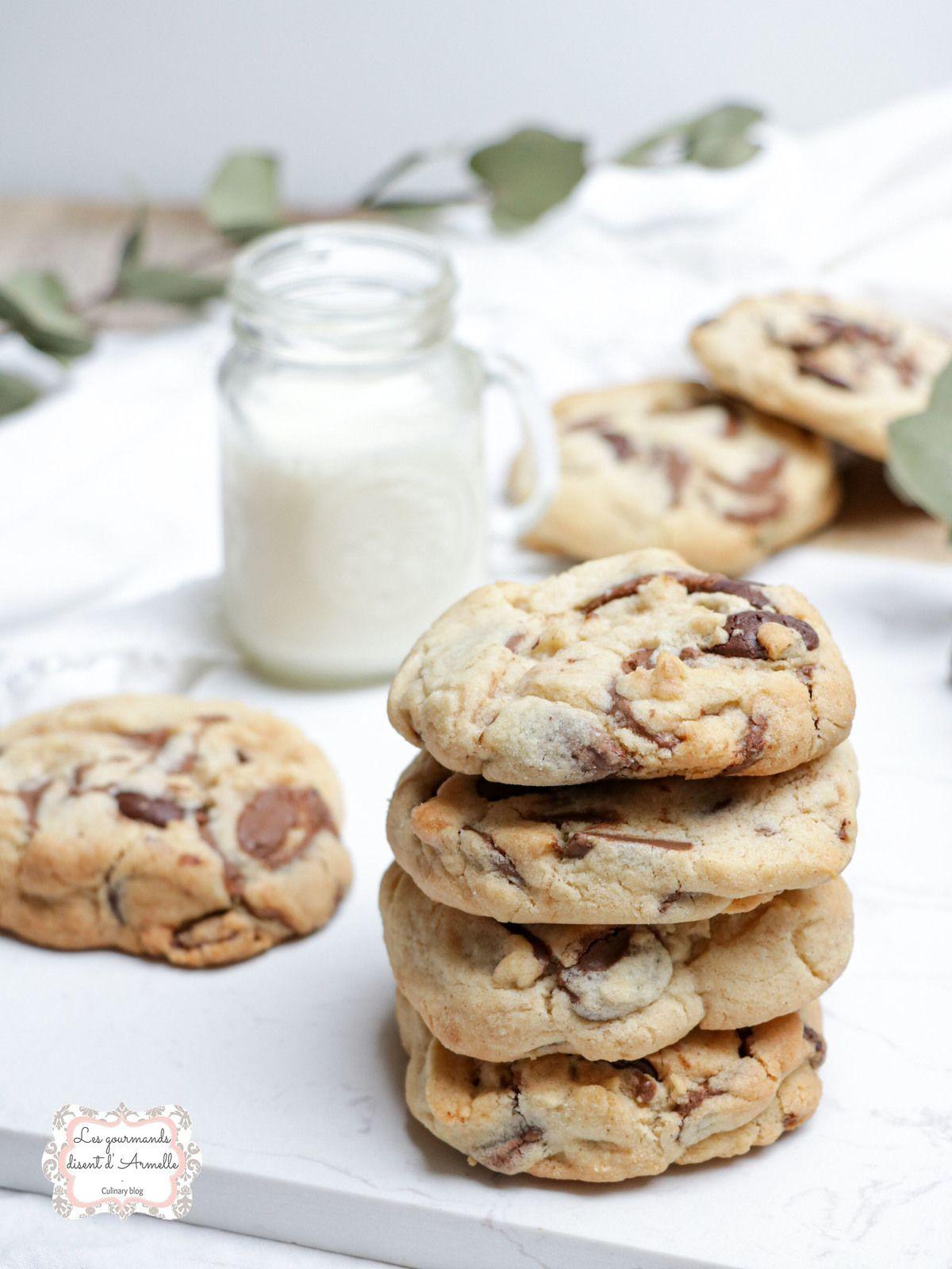 Cyril Lignac Recette Cookies : cyril, lignac, recette, cookies, Cookies, Chocolats, Cyril, Lignac, Gourmands, {disent}, D'Armelle