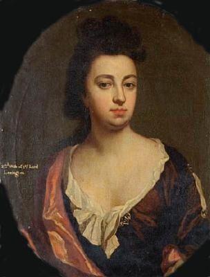 Portrait de Anne Palmer.