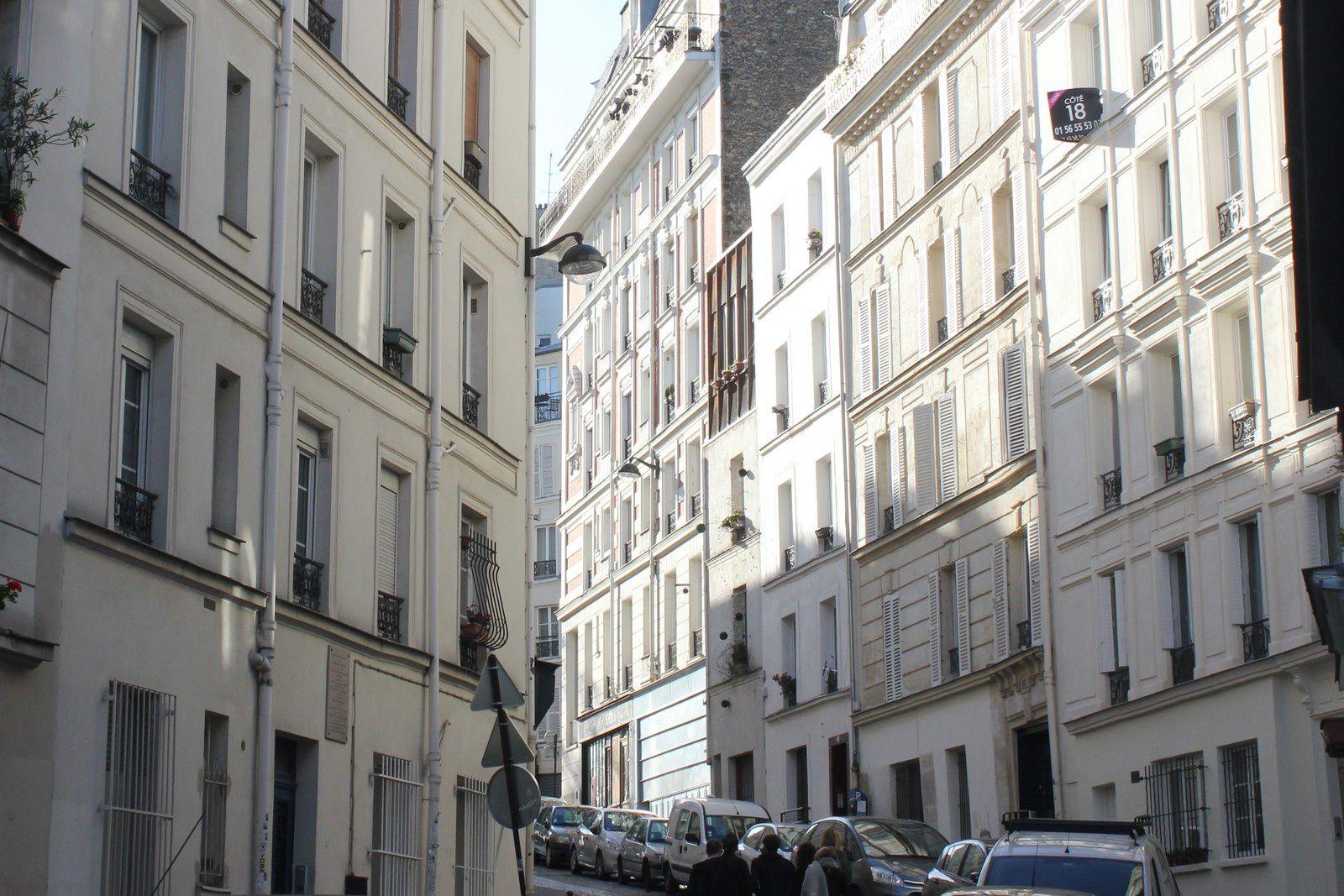 Rue Feutrier Montmartre Crimes et faits divers de 1880  1940  Montmartre secret