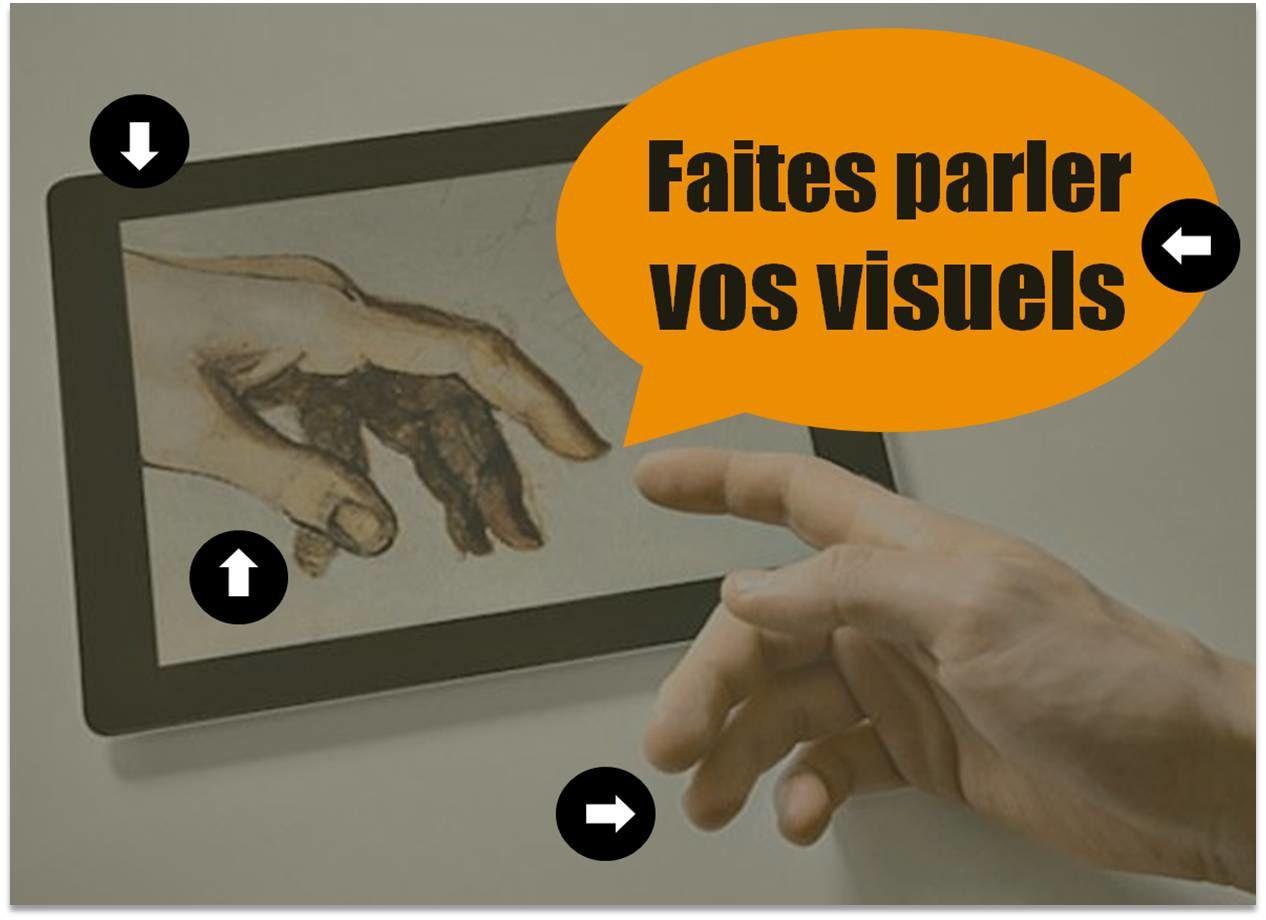 Animez vos présentations visuelles et bluffez votre public avec une innovation fort sympathique
