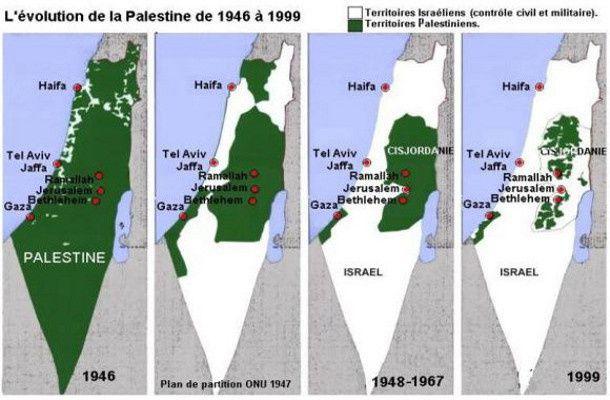 Il y a 70 ans, un plan de partage contesté de la Palestine