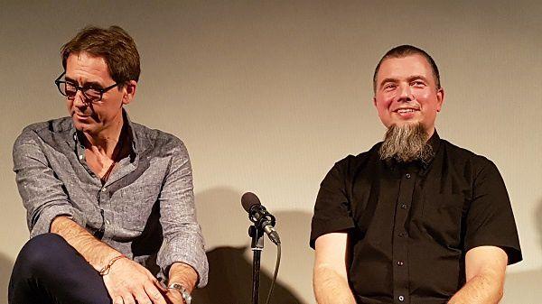 Marc Agron et Pierre Fankhauser