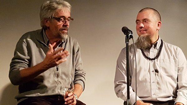 Pascal Rebetez et Pierre Fankhauser