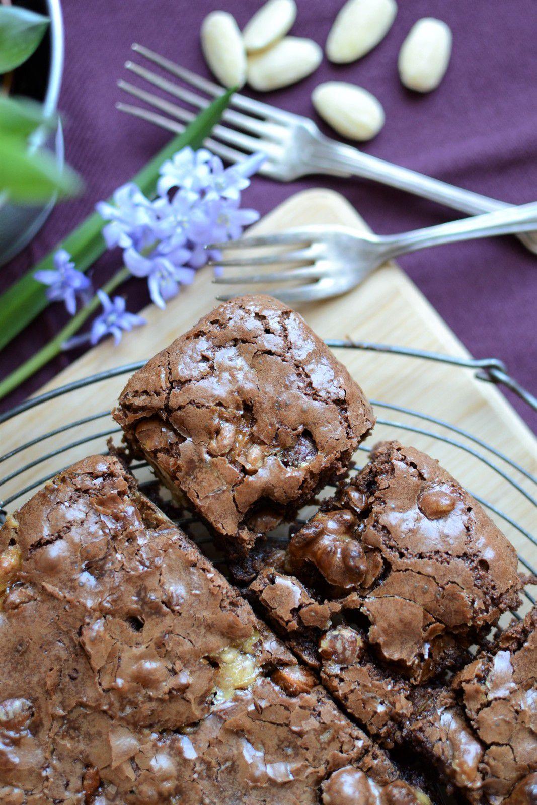 Brownie De Cyril Lignac : brownie, cyril, lignac, Brownie, Fruits, Caramélisés, Cyril, Lignac, Salomé