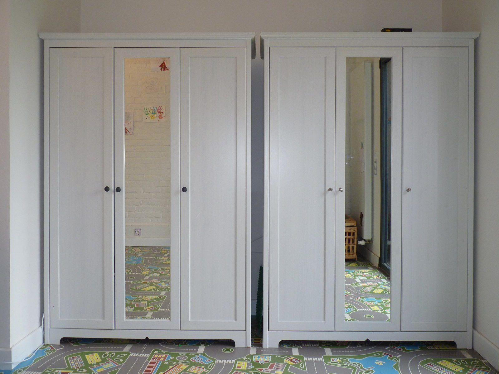 armoire de cuisine bois