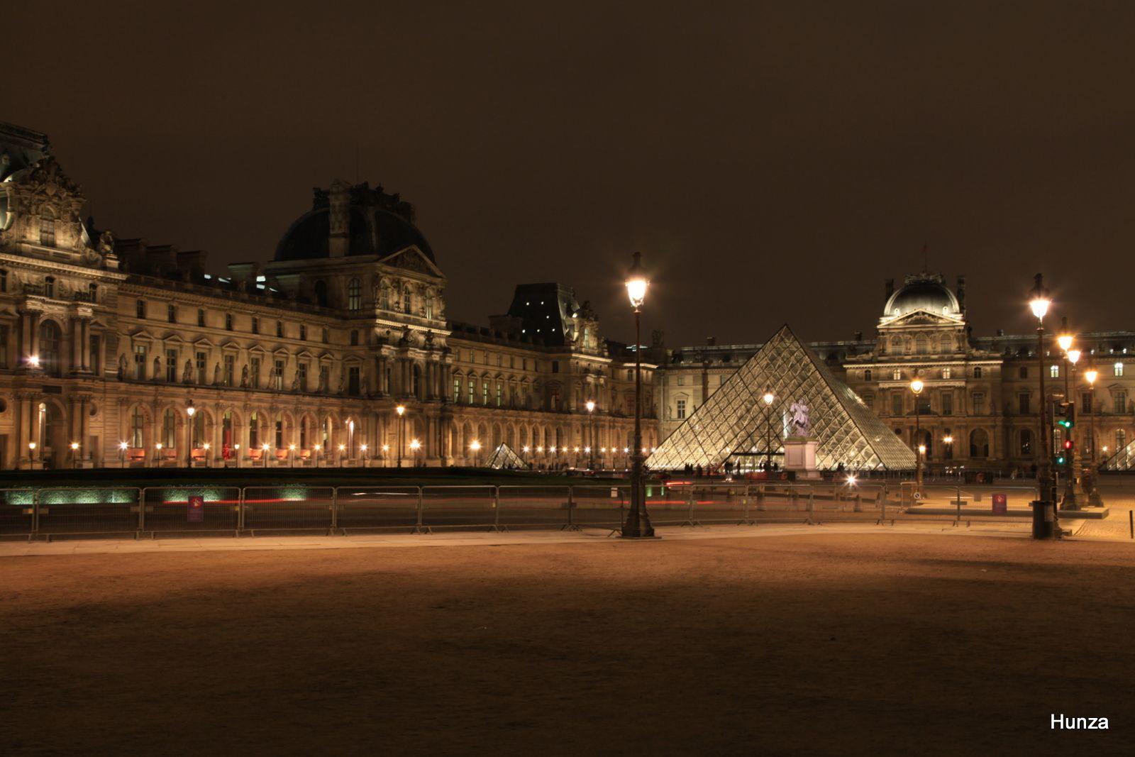 Balade Dans Paris De Nuit Le Blog DHunza Mes Plus
