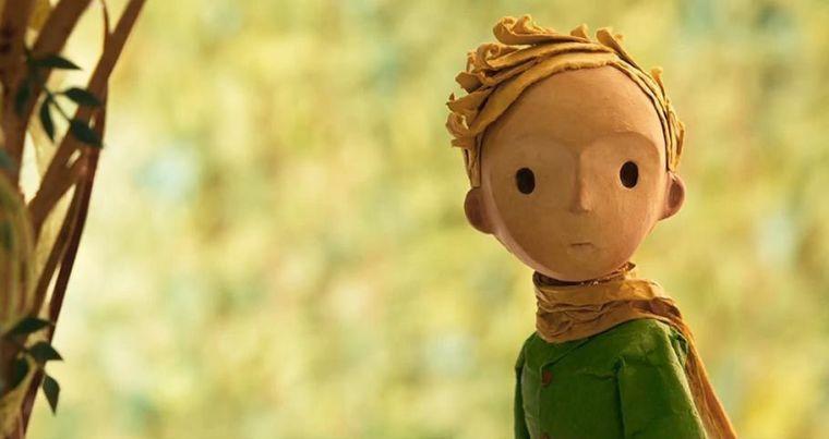 Le Petit Prince - St-Exupéry - Mark Osborne