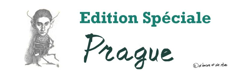 Edition Spéciale Prague : L'Autre Ville - Michal Ajvaz