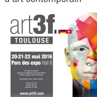 >>1er Salon d'Art Contemporain Art3f à Toulouse - Bernieshoot blogueur toulousain photographe chroniqueur