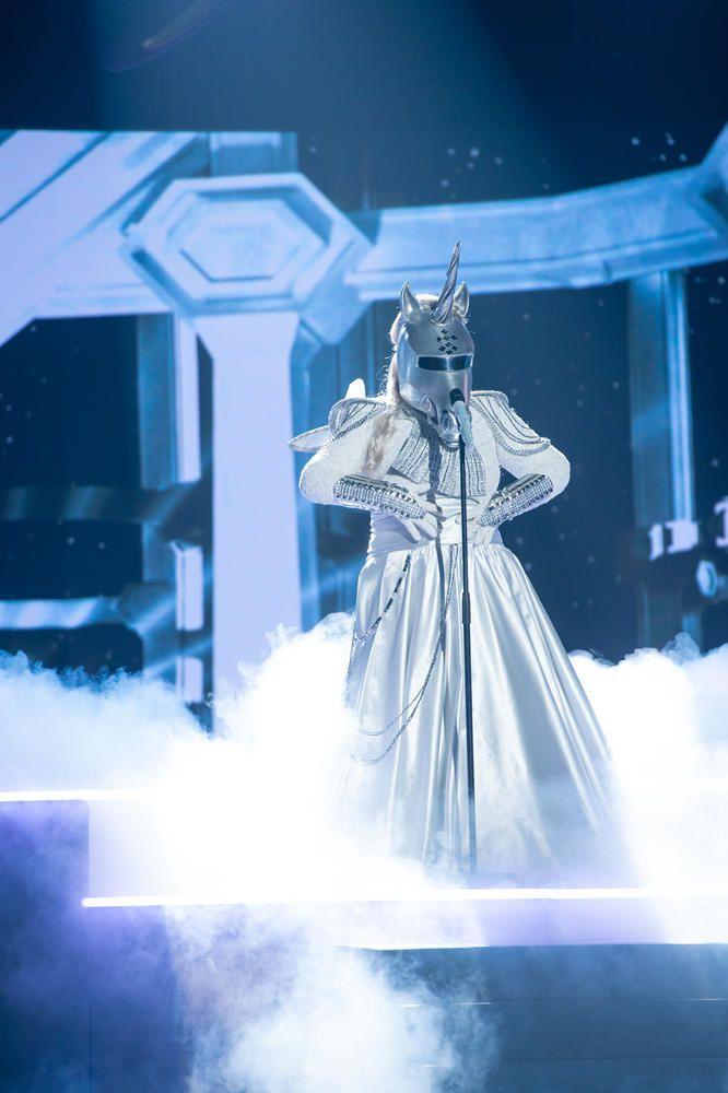 Le Paon Mask Singer : singer, Singer, Derniers, Concurrents, Dévoilé, Identité, (licorne,, Aigle,, Panda,, Paon)., Leblogtvnews