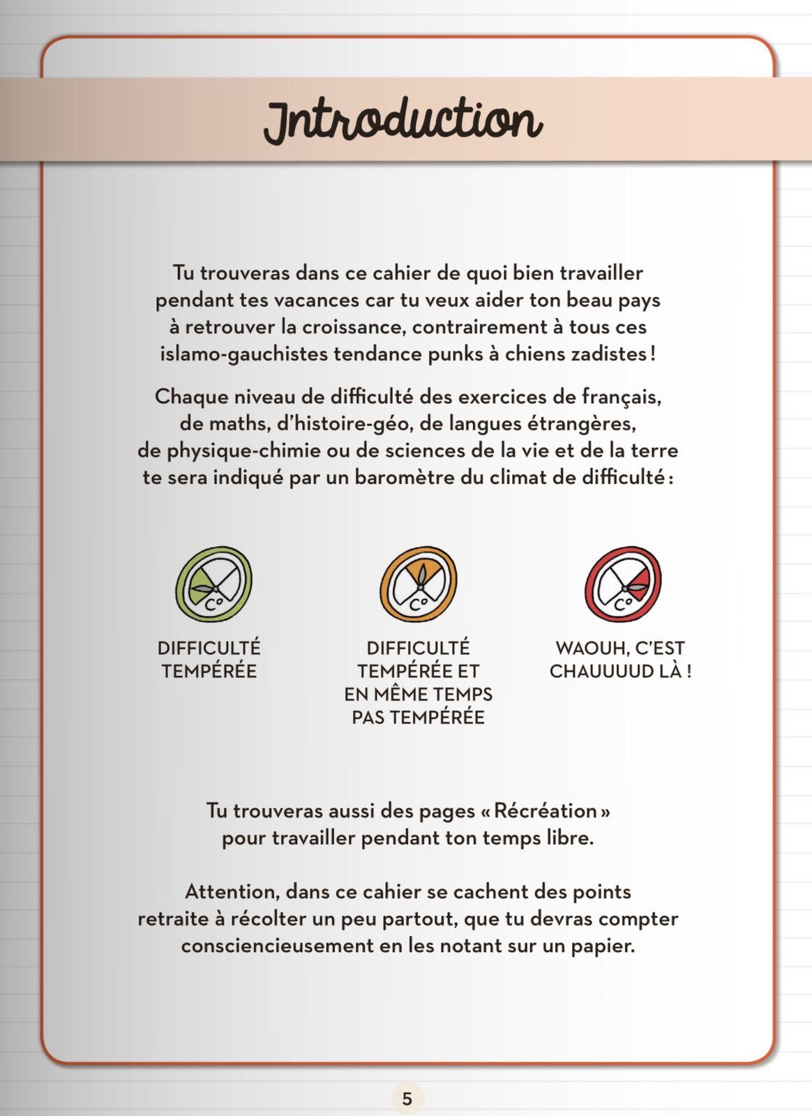 Cahier De Vacances De Manu : cahier, vacances, Publication, Cette, Semaine, Nouveau, Cahier, Vacances, Manu,, Guillaume, Meurice,, Charline, Vanhoenacker, Cami., Leblogtvnews