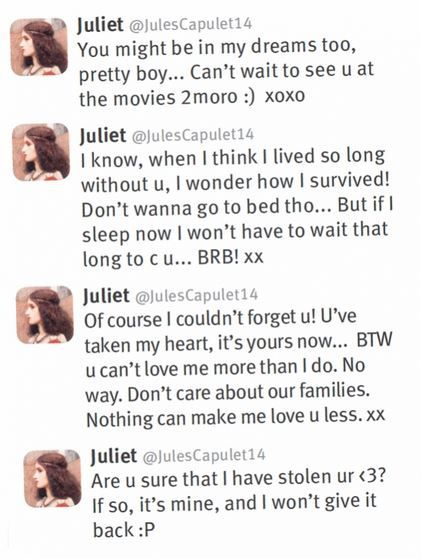 Chapter 2 : Romeo@Juliette