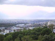 Lieux Pour Une Vue Imprenable Sur Paris - Les Moires