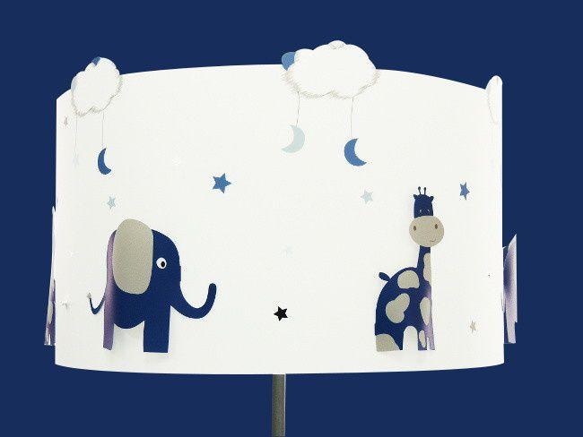 Animaux De La Savane Luminaire Chambre Enfant Lampe