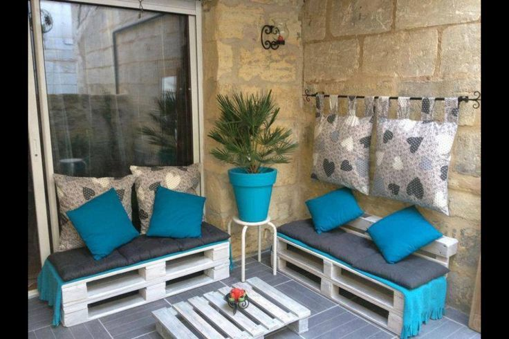 Ideas para decorar tu terraza y porche - Ideas para decorar porche entrada ...