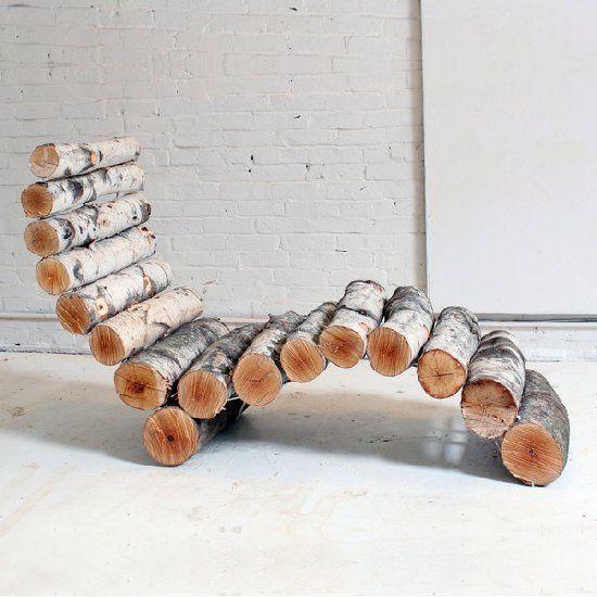 DIY : Si simple et si belle cette chaise longue !