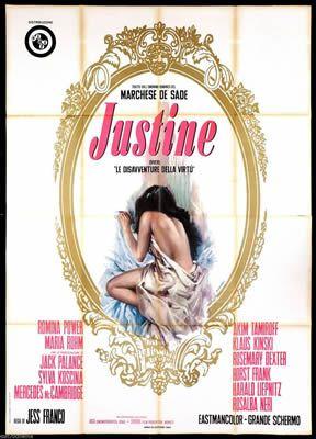 Justine Ou Les Infortunes De La Vertu Film : justine, infortunes, vertu, Justine, Infortunes, Vertu, Memoires, Guerre