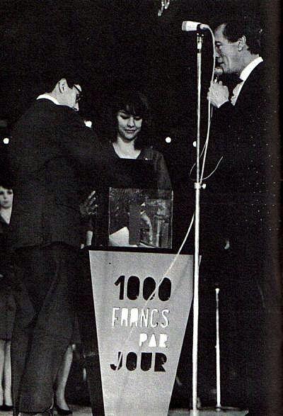 Le Jeu Des 1000 Francs : francs, Francs, Enregistré, Cirque, Pinder, (1960-1969), Bloc-notes, Cirk75