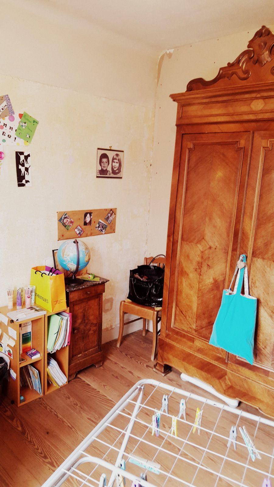 Le Bureau De Madame Restauration Dune Maison Ancienne