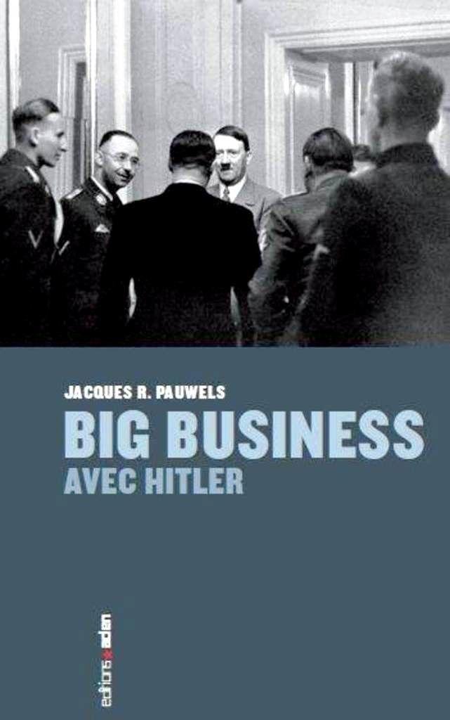 30 janvier 1933, Hitler n'est pas tombé du ciel, il a été porté au pouvoir par les magnats de l'industrie et de la finance ... On en connaît les résultats...