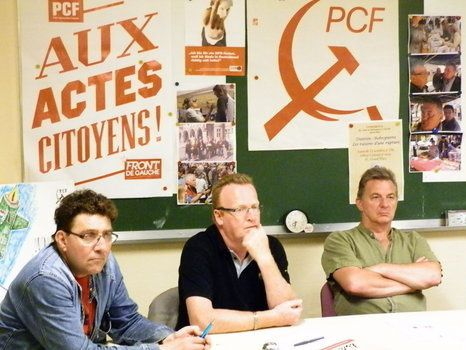 Appel à contribution et signature pour le 37eme congrès du PCF