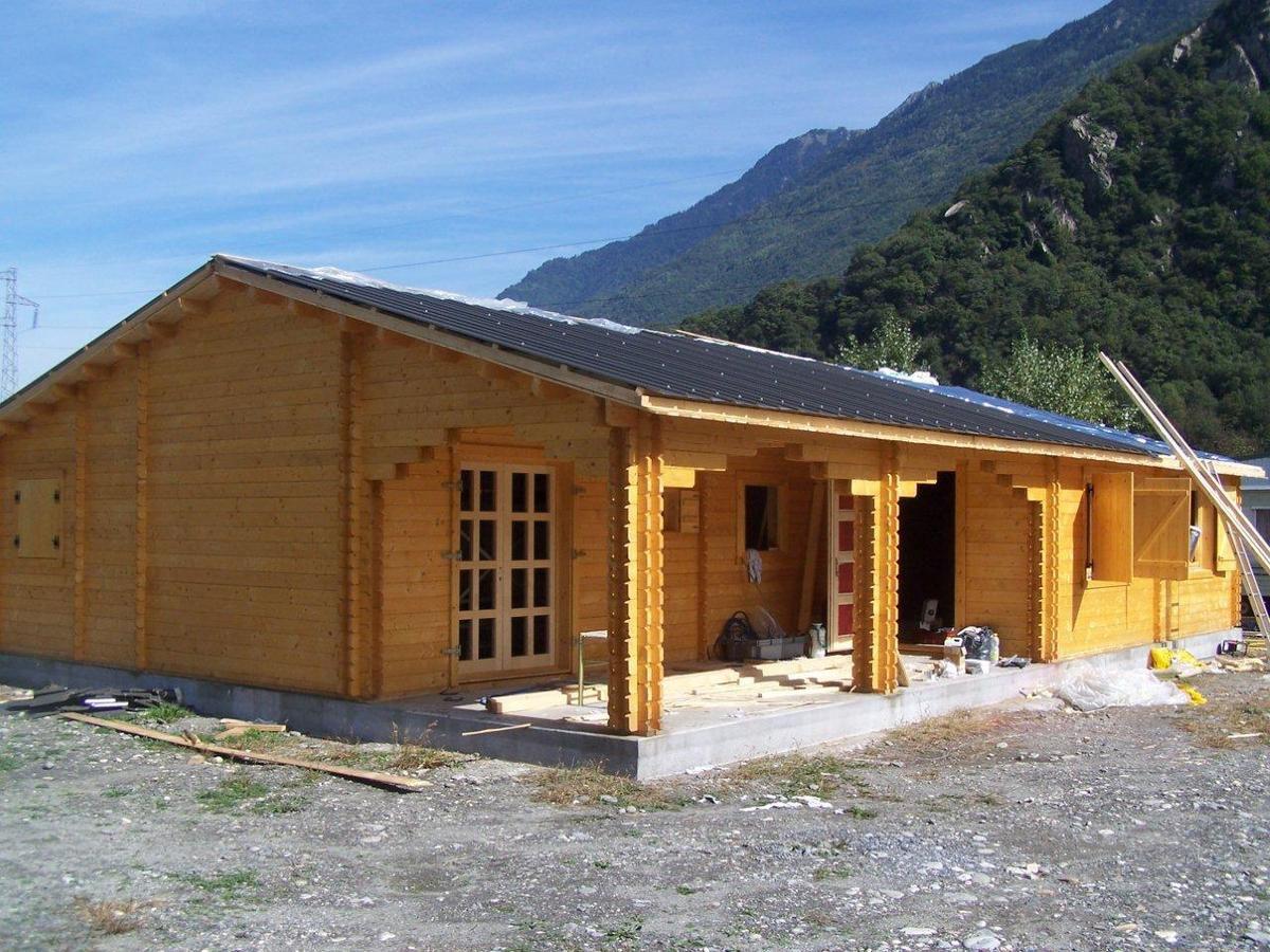 Cout construction maison en kit for Cout architecte construction maison