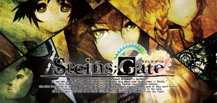 Steins;Gate - Best VN evaaaar ?