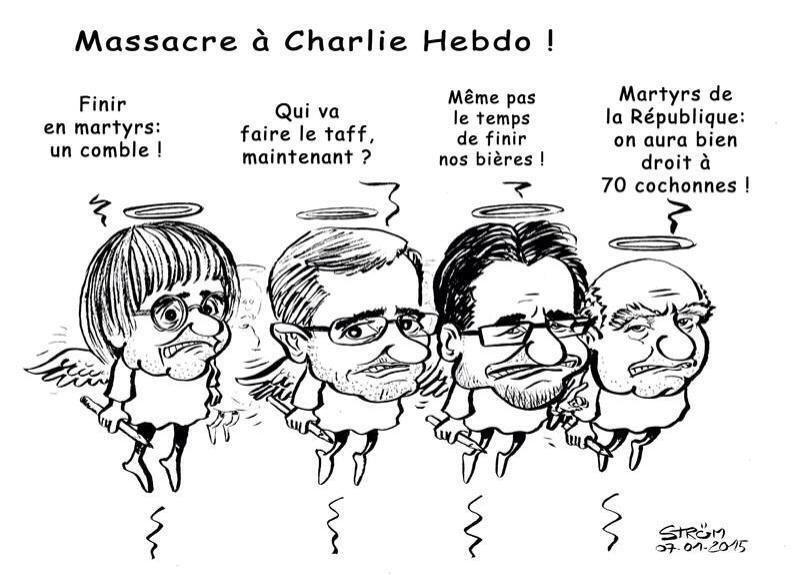Attentats De Charlie Hebdo