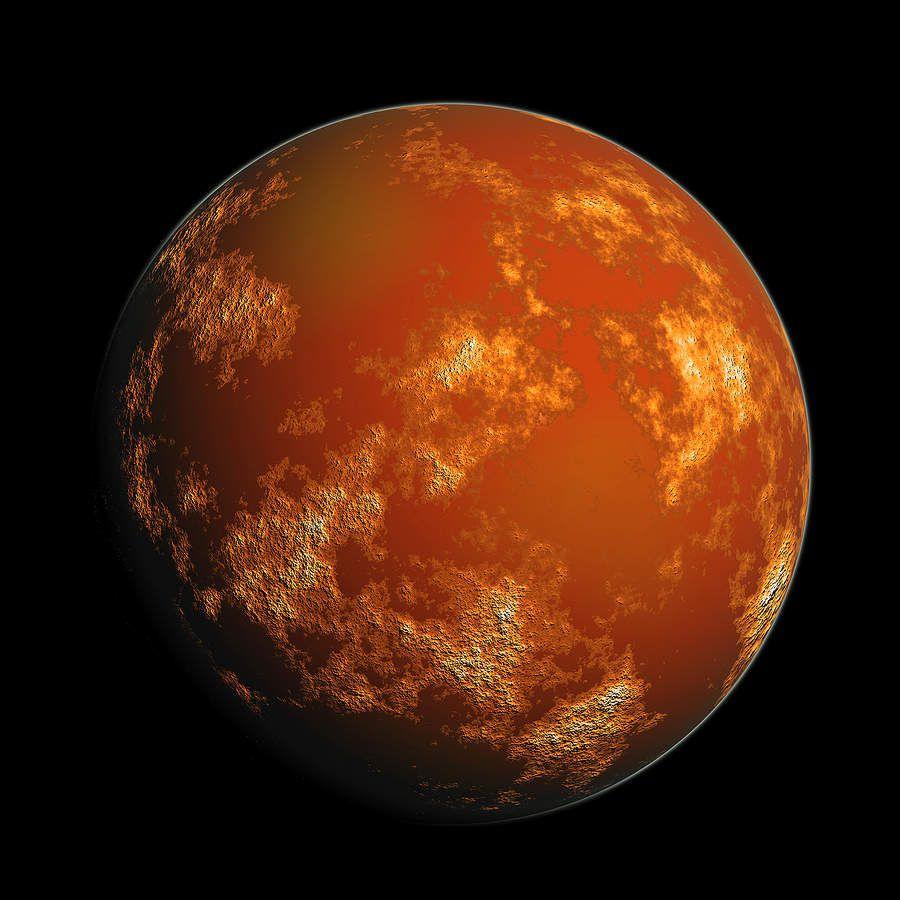 Des micro-organismes gelés sur Mars Pourraient être ramenés à la vie