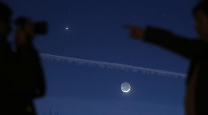 Mars se rapproche de Vénus: La Lune, Vénus et Mars formeront un triangle dans le ciel