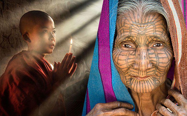 Evasion en images au coeur de la Birmanie