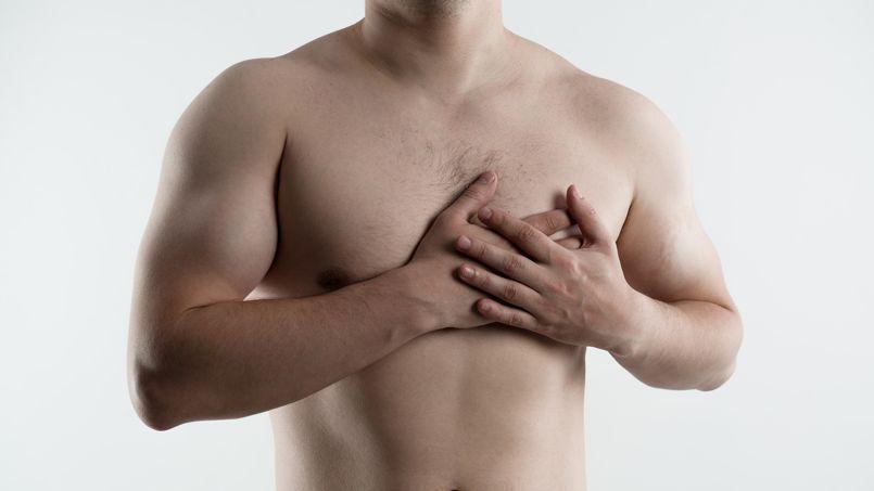 Un homme sur mille aura un cancer du sein dans sa vie