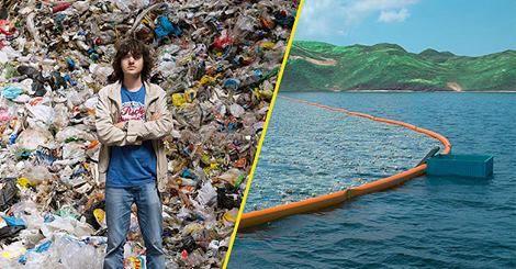 Le premier système de nettoyage des océans va être lancé en 2016
