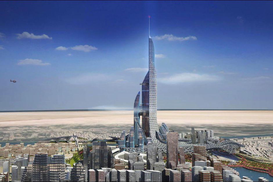 L'Irak va bâtir une ville verticale d'un kilomètre de haut